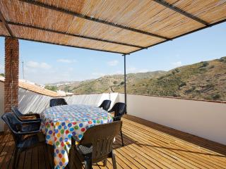 Charming townhouse with roof terrace in Andalucia - Macharaviaya vacation rentals