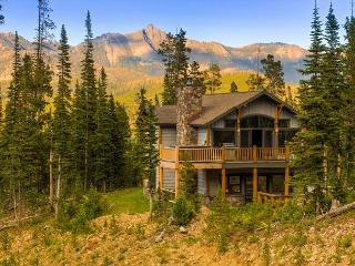 Beautiful 5 Bedroom Ski In, Ski Out Diamond Hitch Home in Moonlight Basin - Big Sky vacation rentals