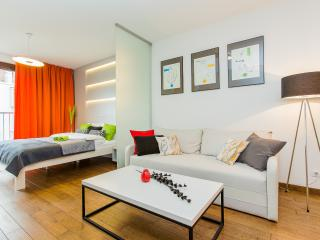 Charming and modern studio. - Wroclaw vacation rentals