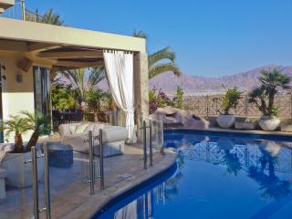 Luxury villa 6 bedrooms with private Pool - Eilat vacation rentals