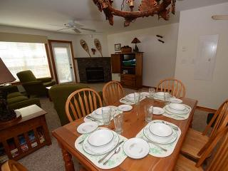Camp 4 Unit 2: Snowshoe 2 Bedroom 2 Bathroom Condo - West Virginia vacation rentals