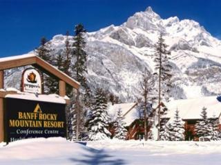 Banff Rocky Mountain Resort: 2-Bedrooms, Kitchen - Banff vacation rentals