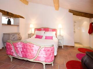 Red Y Pink gite at Chateau de Montoussel - Puylaurens vacation rentals