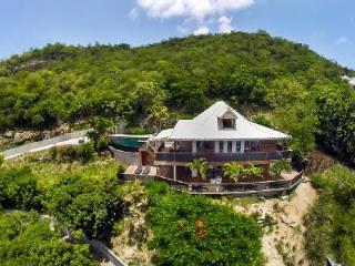 Luxurious hillside villa Apache offers pool, terrace & lots of privacy - Saint Jean vacation rentals