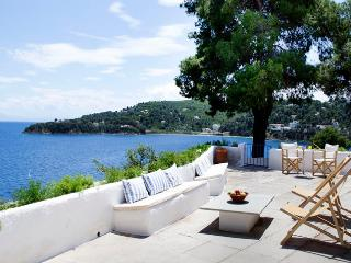 Beachfront Villa in Skiathos - Skiathos vacation rentals