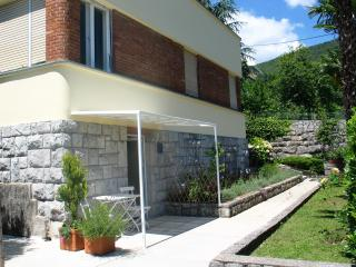 Studio in Opatija center with terrace and sea view - Opatija vacation rentals