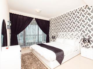 FURNISHED 1 BEDROOM JLT X1 TOWER - Dubai Marina vacation rentals