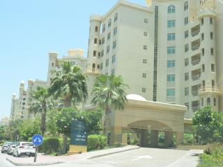 Al Dabas 2 bed road view - Palm Jumeirah vacation rentals