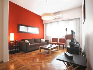 RECOLETA: 3BR, Top modern sun flooded apt - Capital Federal District vacation rentals
