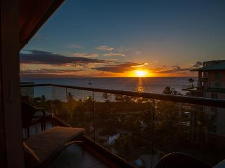Maui Westside Properties: Konea 705 - Incredible Sunset Views Year Round!! - Ka'anapali vacation rentals