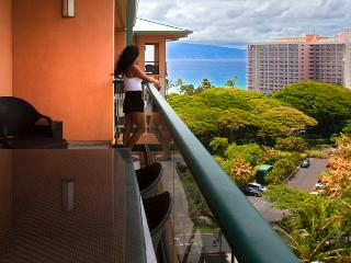 Maui Westside Properties: Konea 1024 - One Bedroom with Ocean View Penthouse Level! - Ka'anapali vacation rentals