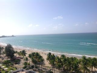 Newly Renovated. Gorgeous Beachfront. 2Bds/2Bths - Isla Verde vacation rentals