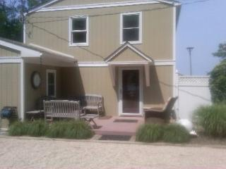 2BR Beach House, on the Beach Private Upscale kayaks Jacuzzi swimming vineyards The Dunes - Remsenburg vacation rentals