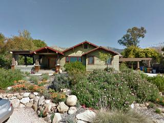 Mission Canyon Craftsman - Santa Barbara vacation rentals