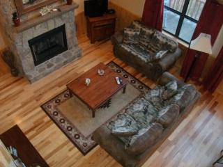 Wolf Ridge – Secluded Log Cabin - Enjoy the outdoors through Large Windows – Indoor Jetted Tub -- Hiking at the Cabi - Bryson City vacation rentals