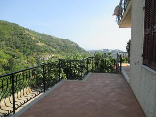 Liguria, vacation rental  ocean and mountainview - San Remo vacation rentals