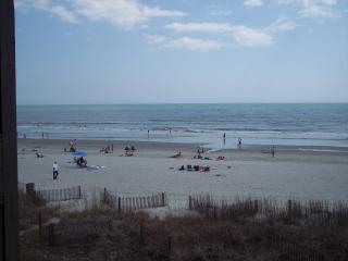 Location, Location - Direct Ocean Front Condo NMB - North Myrtle Beach vacation rentals