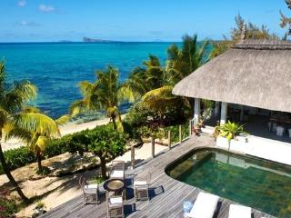 4BR Colonial villa on the Beach near Grand Baie - Mauritius vacation rentals
