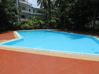 34) PVT Studio apart large terrace Mella Rosa WiFi - Calangute vacation rentals