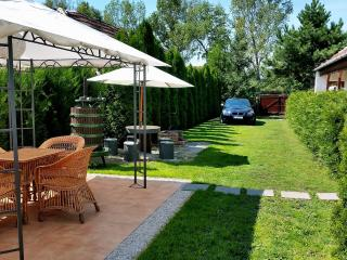 Traditionally hungarian Guesthouse with great yard - Mezokovesd vacation rentals