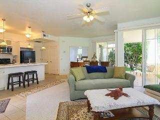 Plantations #111: Corner unit with golf course views! - Princeville vacation rentals