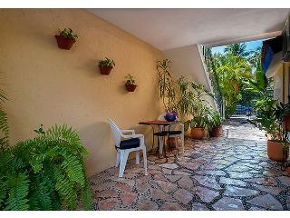 Economical hotel style room with queen bed & bath w shower - Puerto Morelos vacation rentals