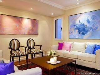 3 bedrooms luxury condo Recoleta:Quintana & Callao - Buenos Aires vacation rentals