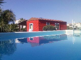 Villinio GREEN VILLAGE con giardino - Province of Trapani vacation rentals