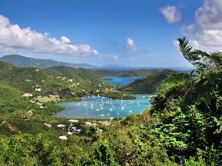 Affordable Apt. with Awesome View Comfort Privacy - Coral Bay vacation rentals