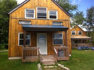 The Eco-Friendly Blue Chalet - Englishtown vacation rentals