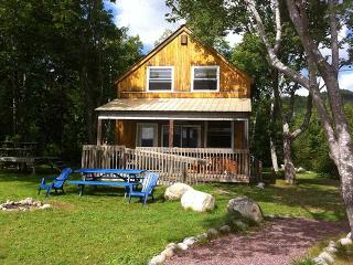 The Eco-Friendly Tan Chalet - North River Bridge vacation rentals