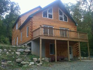 Magical Log Chalet with Sauna - Ghent vacation rentals