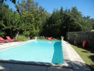 LA CANTILENE D'EULALIE proche d'Uzès et de Nîmes - Garrigues-Sainte-Eulalie vacation rentals