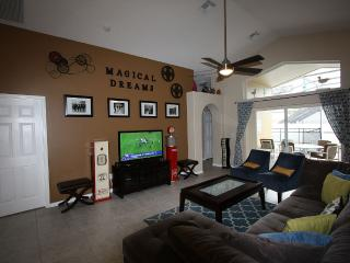 Best Vacation Villa Kid Rooms At Disney &Universal - Kissimmee vacation rentals