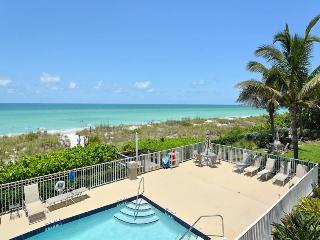 Deluxe studio. Gulf-front view. Renovated Sep 2014 - Longboat Key vacation rentals