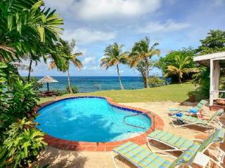 Sea Pearl - Tropical hideaway with pool, near beach & snorkeling - Cap Estate vacation rentals