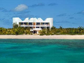 Altamer - African - Gorgeous beachfront villa with luscious views, large pool & gym - Anguilla vacation rentals