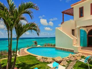 Spectacular Villa Black Pearl on Shoal Bay East boasts exquisite views & just steps to the beach - Terres Basses vacation rentals
