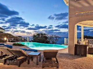 Mer Soleil - Stunning villa with pool, mesmerizing sea views & contemporary design - Cap Estate vacation rentals