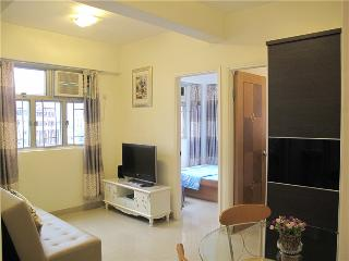 Cozy sweet Apt Near MTR, fit 4-8ppl - Hong Kong vacation rentals