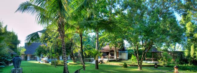 Main Garden - Villa Alir - Canggu - rentals