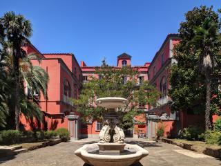 Sophia, Lovely apartment in historic villa - Torre Del Greco vacation rentals