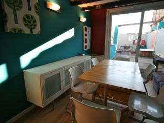Attic Duplex Flat with Terrace/Wifi - Madrid Area vacation rentals