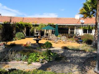 The Turtle house- California Ranch in San Luis O - Nipomo vacation rentals