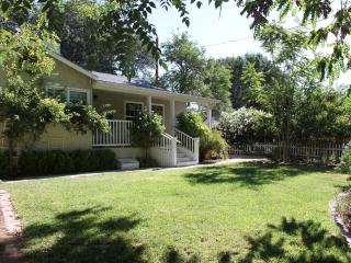Peaceful in Paso - Close to Downtown and Wineries - San Luis Obispo County vacation rentals