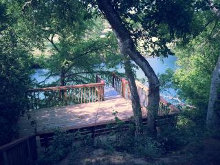 Seele Street River Retreat A Waterfront Experience - New Braunfels vacation rentals