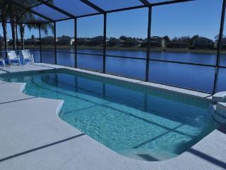 Disney Lakeside Villa with pool - Kissimmee vacation rentals