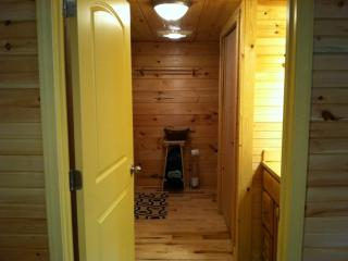 2br cabin in abingdon va on creeper trail - Damascus vacation rentals