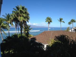 Lahaina Shores Getaway OCEAN VIEW 434 - Lahaina vacation rentals