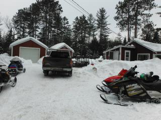 Classic Maine Camp great trail access & Mt views! - Carrabassett Valley vacation rentals